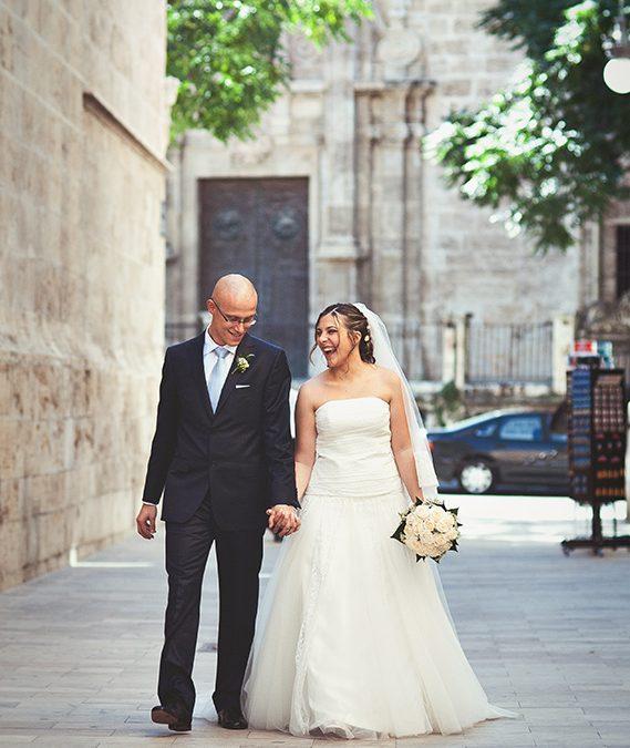 Juan Vicente y Audrey